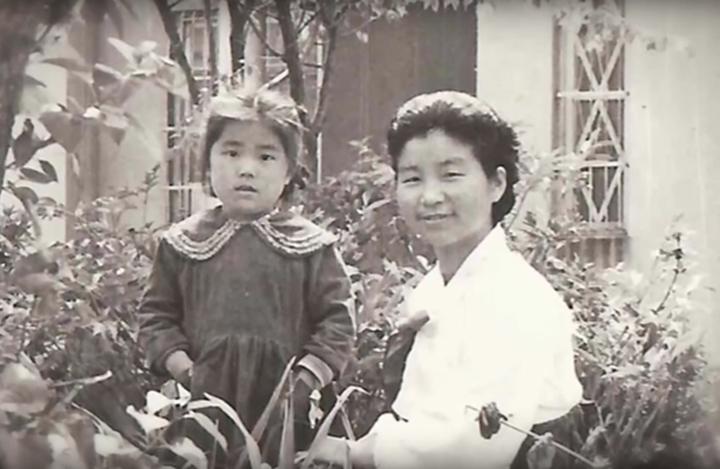 Cindy Ryu and Joan Kim.