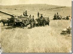 Jake Crawford's harvest crew.